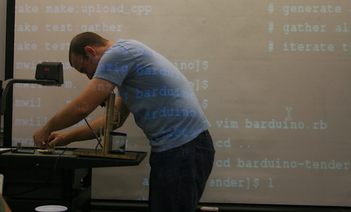 Setting up the Barduino