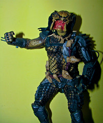 Depredador (sordojr) Tags: espaa art beautiful canon john is spain doll dolls power arte shot fear arnold schwarzenegger selva powershot badajoz terror wrist mueco predator figuras paranoia miedo muecos muecas mueca extremadura figura jungla depredador colmillos colmillo mctiernan sx100 pacense sx100is sordojr paranoiart paranoiadelarte paranoiarte
