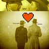 Casablanca (Pixel Fantasy) Tags: love movie pixel casablanca 8bit
