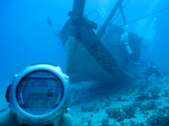 Fei-Lou Wreck at 30 metres