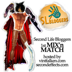 Second Life Bloggers Mix'n Match #1