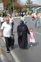 istanbul kadikoy (ekremsamikiziltan) Tags: hijab niqab