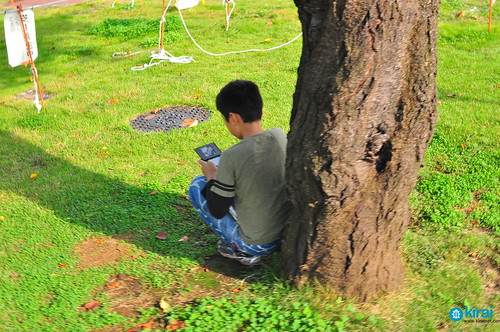 Tranquilidad en el centro de Tokyo class=