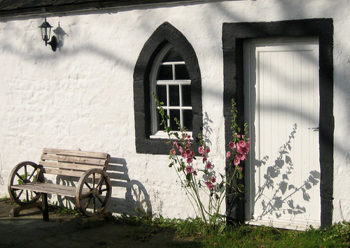 Cottage near Dalry
