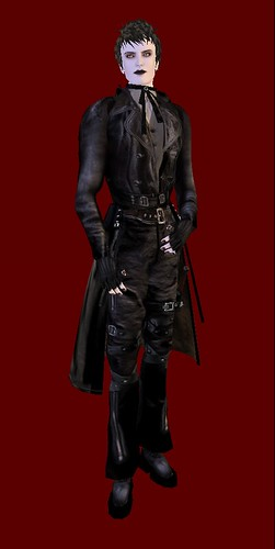 "Fashion - Avid Designs ""Van Helsing"", full"