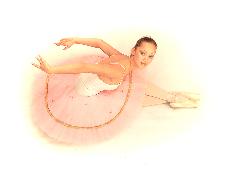 Ballet-dancer one more time