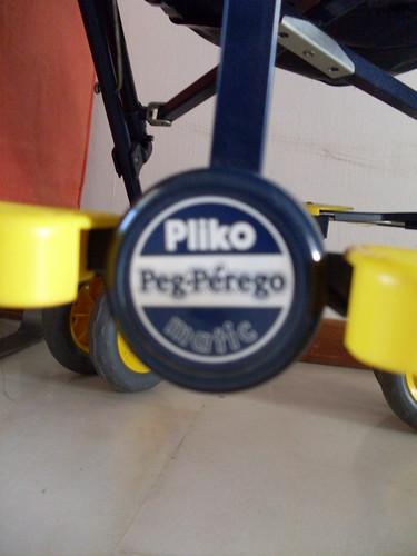 Peg Erego Car Seat Recall