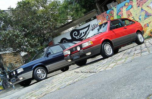Volkswagen Gol GTS e GTi