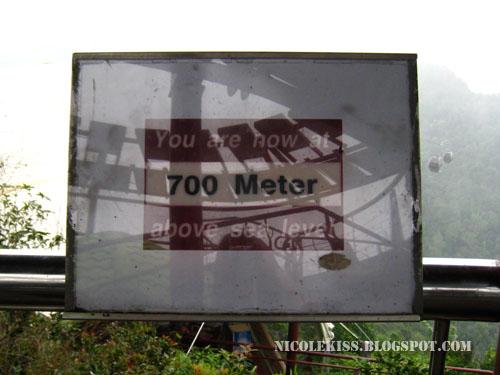 700 meter