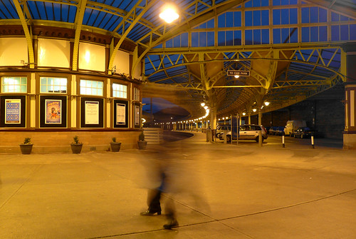 Wemyss Bay Station05Nov08