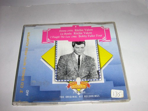Ritchie Valens - Donna by sd1-3500