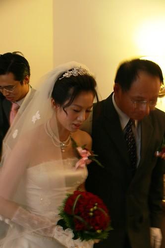 你拍攝的 20081110GeorgeEnya迎娶217.jpg。