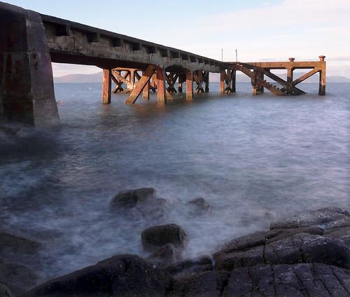 Porencross Pier 12Nov08