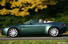 2008 Aston Martin V8 Vantage Roadster. (Denniske) Tags: fall classic car canon eos rebel october kiss martin belgium 10 rally belgi optical sigma 11 os x be dennis 2008 legend 18200 v8 aston 08 vantage limburg roadster the noten carspotting stabilizer 18200mm amv8 bocholt 3563 f3563 xti of 400d rebelxti eos400d kissx denniske dennisnoten legendrally v8v