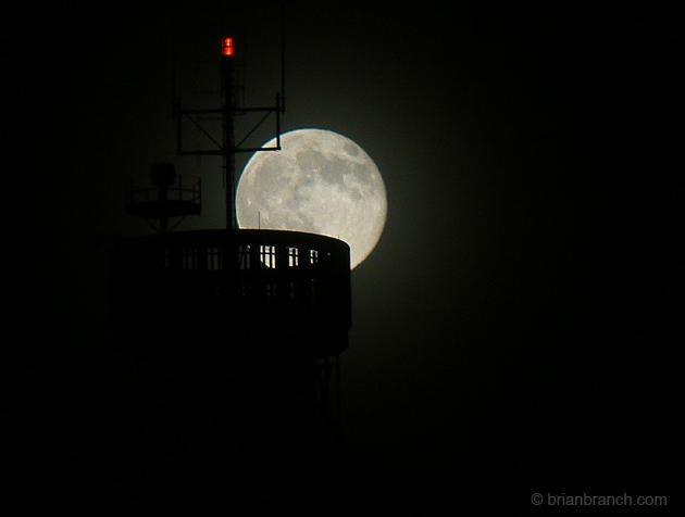 Moncton Full Moon