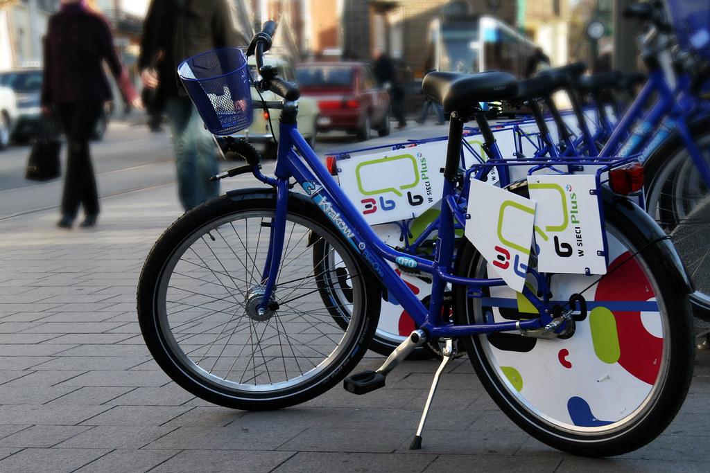 krakow's bikeone: details