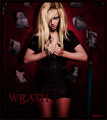 WRATH (The seven deadly sins) (netmen.) Tags: los spears seven ira britney siete sins blend deadly the warth pecados capitales netmen