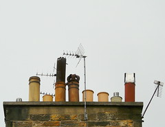 everybody's different (ed ed) Tags: chimney pots variation aerials