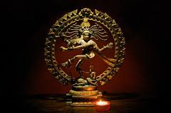 the cosmic dance (gwashley) Tags: india shiva nataraja cosmicdance