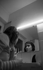 badespiegel (Lni Miller) Tags: toothbrush mirrow