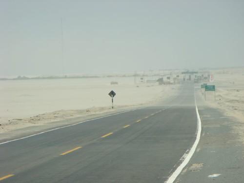 Ahh, more desert...