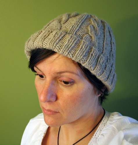 wool toque