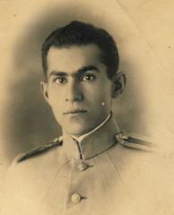 my father (Nahidyoussefi) Tags: portrait bw iran persia iranian tehran ایران تهران دانشکده پرتره ایرانیان ارتش افسری