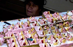 Torta helada 37C (amedo) Tags: vendedor torta ambulante caacupe