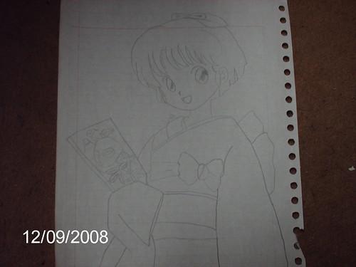 Mis Dibujos de Ranma 1/2 3096299179_229aeb45fd