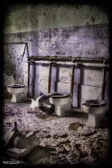 crap. (phiZzL3) Tags: old school urban texture abandoned rural photoshop bathroom high nikon raw decay exploring country rusty southern forgotten arkansas helena cooked nikkor crusty hdr vr crappy topaz adjust urbex superduper d90 photomatix tonemapped 18105mm nikond90 topazadjust nikond90club nikkor18105mmvr d90club nikkorafsdx18105mmf3556edvr