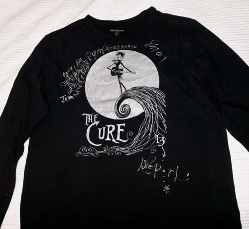 Signed Shirt