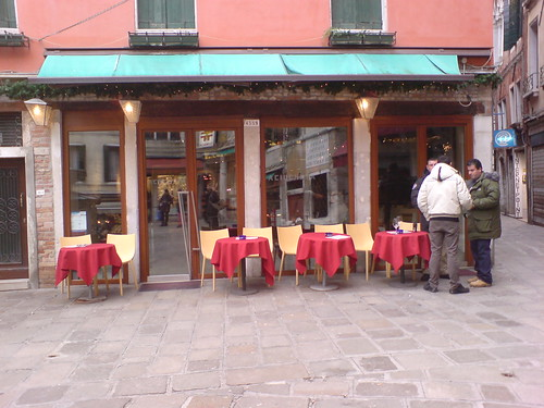 travel guide venice veneto restaurants
