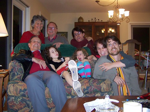 7 Days: 6 - with family like this...