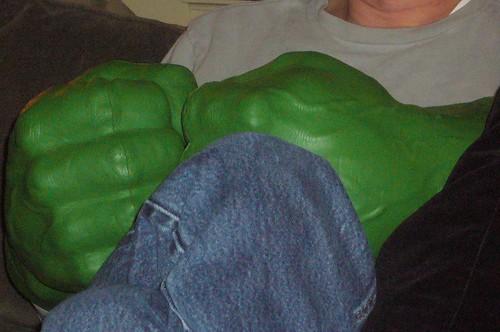 K hulk