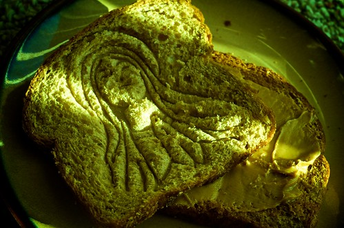 Holy Mary, Mother of Toast