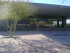 Phoenix Art Museum: Main Entrance