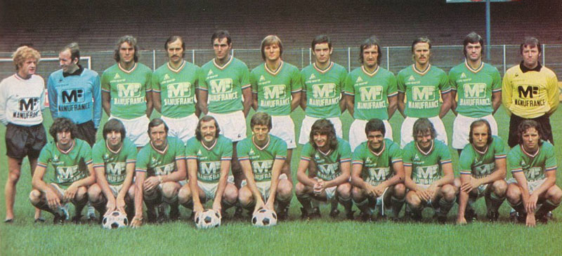 saint-etienne 1976-77