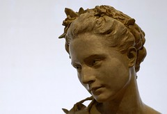 Jean-Baptiste Carpeaux, Madame Jean-Baptiste Carpeaux en toilette de marie, 1869 (20060801-140128) (ri.co) Tags: madame portrait people sculpture woman paris france art girl beautiful beauty face statue museum frankreich gesicht pretty femme young portrt menschen musee belle frau mdchen figur schnheit schne jeanbaptiste 1869 carpeaux jeanbaptistecarpeaux petitpalais museedesbeauxartsdelavilledeparis madamejeanbaptistecarpeauxentoilettedemarie