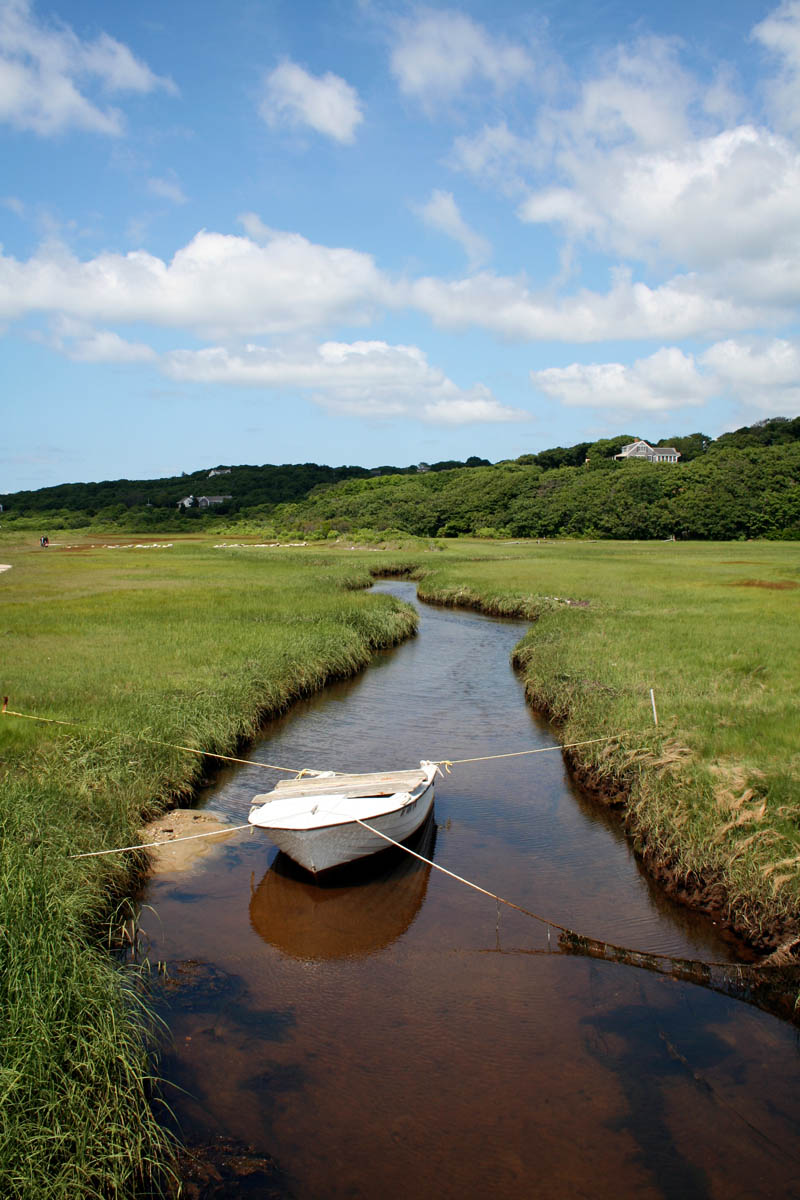 Marthas Vineyard, Menemsha, Massachusetts