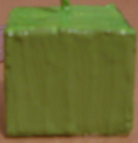 Green Paint Number 3