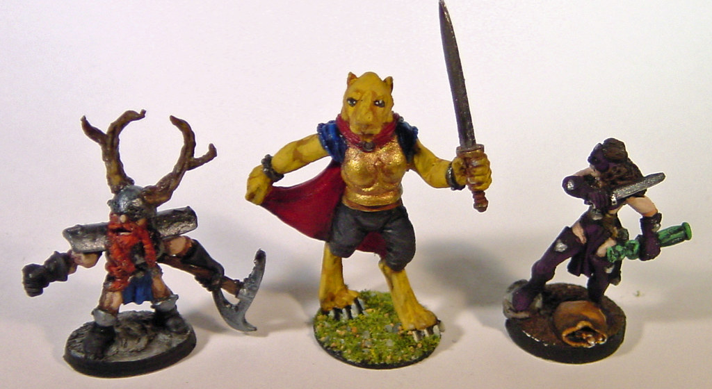 Ral Partha/Iron Wind Figs
