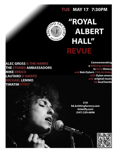 The Royal Albert Hall Revue: A Bob Dylan Celebration