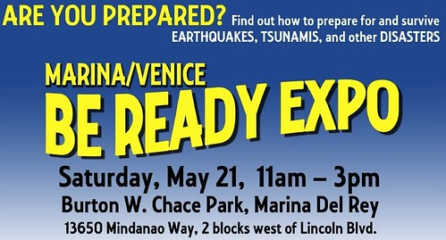 Disaster Preparedness Exposition May 21st