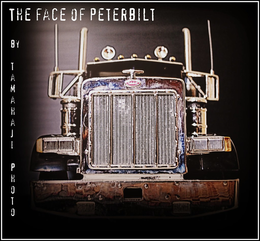 The Face Of Peterbilt