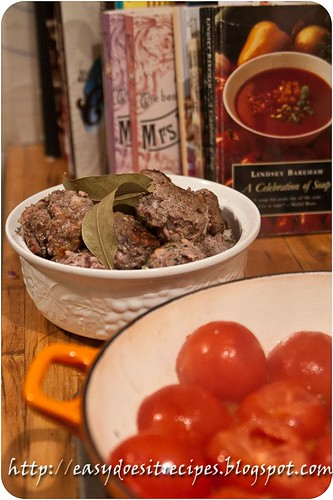 Stuffed tomatoes: Cooking the tomatoest