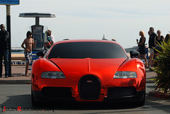 RRR is back ! With the craziest Bugatti Veyron ever ! (Julien Rubicondo Photography - julienrubicondo.com) Tags: blue sea sky orange black cars water car la julien nikon dubai yacht cannes 911 uae wrapped wrap ferrari voiture luna fluorescent arab coche porsche saudi arabia gto diablo sa d200 bugatti lamborghini luxury luxe sheik gt2 countach gallardo qatar supercars 612 veyron 430 murcielago aperta ajman 996 gt3 550 993 997 pagani miura croisette 355 599 gt1 lp640 worldcars lp550 rubicondo lp670