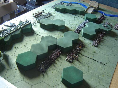 The Anglo-Portuguese Attack