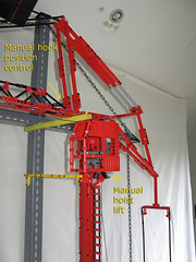 mobile folding crane-123 (HartMart) Tags: mobile lego crane technic folding spierings
