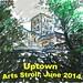 Uptown Arts Stroll 2014 - Poster Contest Finalist (4)