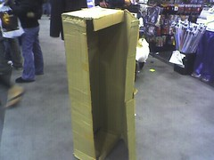 Not A Costume At Wondercon 2008